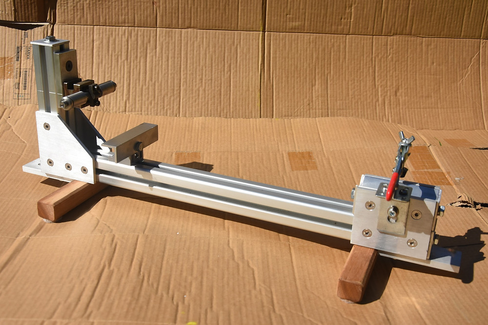 Ketelaar Frame Works MKIIIc Fork Jig/Fixture - Shipping to the UK