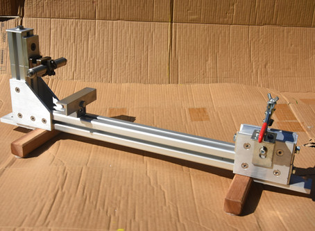Ketelaar Frame Works MKIIIc Fork Jig/Fixture - Shipping to the UK