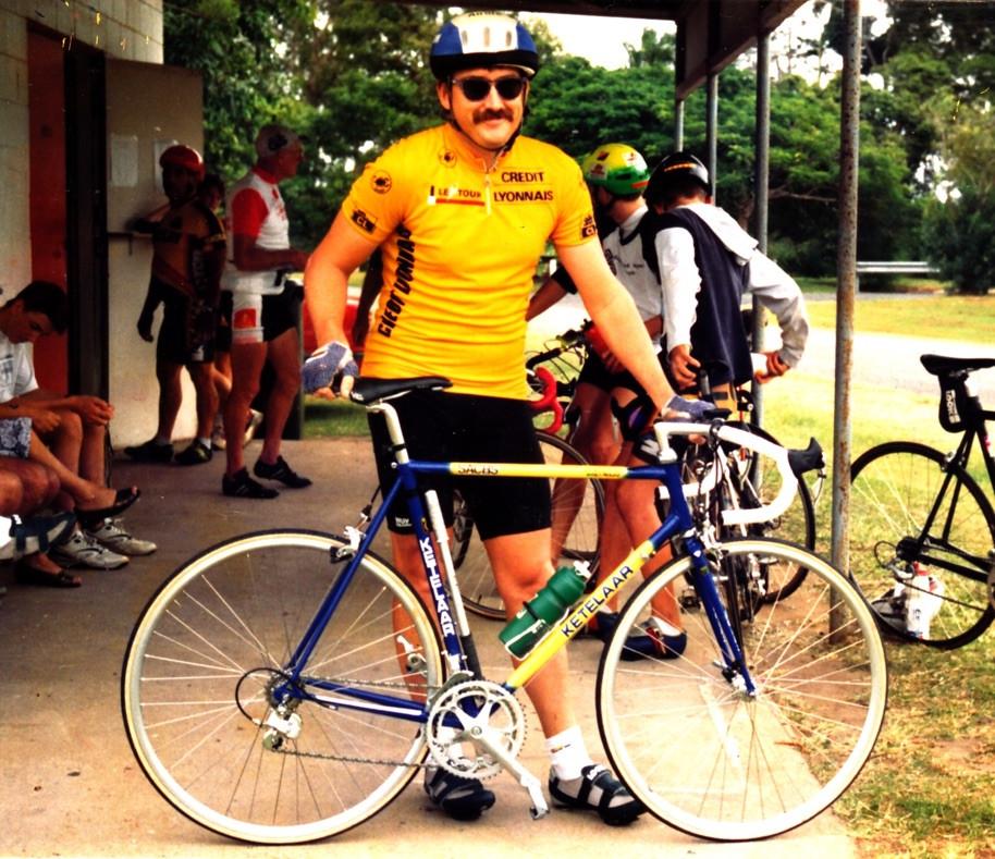1993 Ketelaar Reynolds 531 Designer Select.