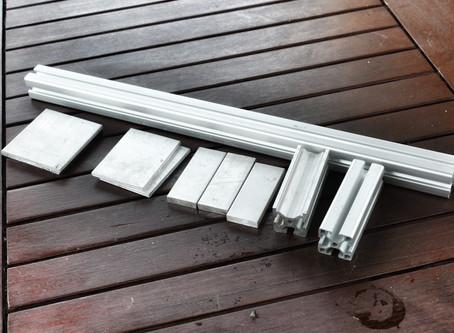 Ketelaar Frame Works MK IV Fork Jig/Fixture - First Build