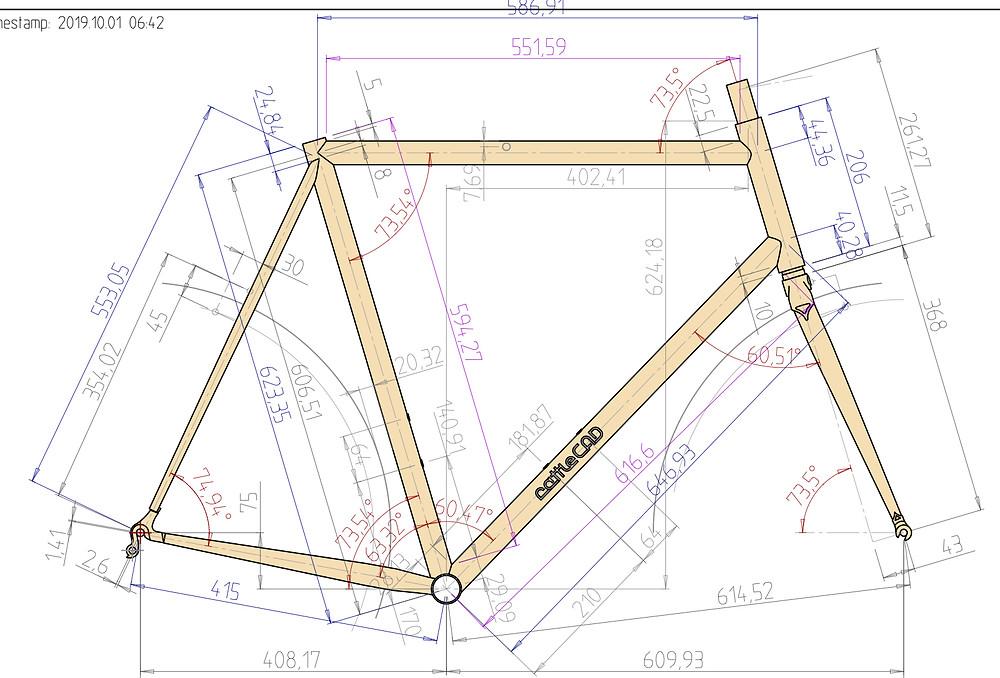 Ergo Physio Build - Columbus XLOS