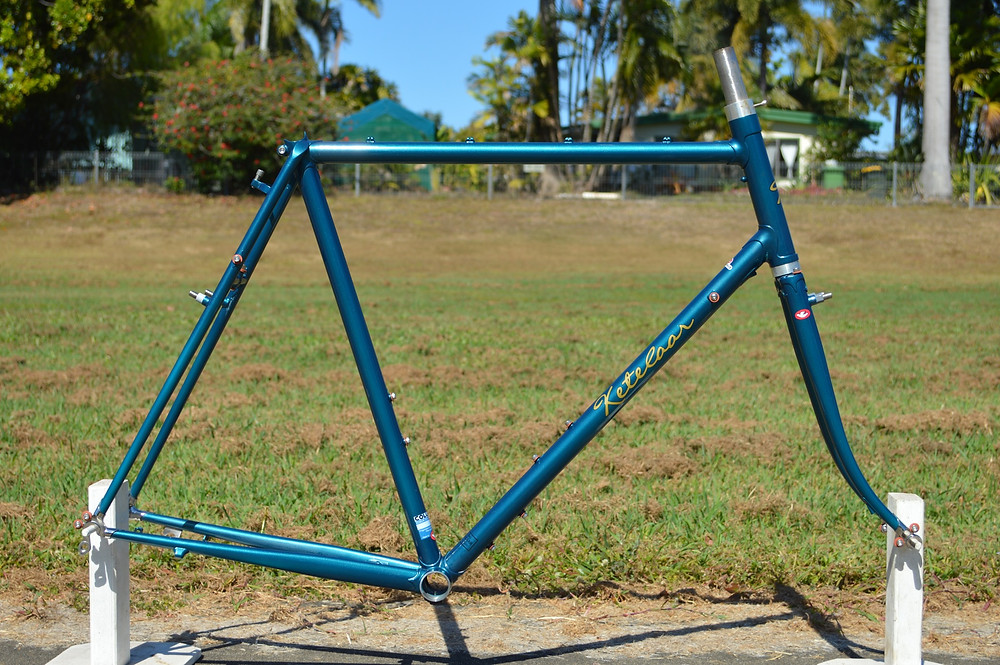 650B Tourer - Ready for shipping.