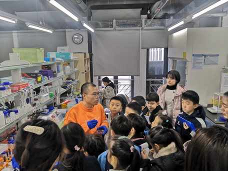 2020.12.15 Elementary Studentsfrom Wahaha Bilingual School Hangzhou I