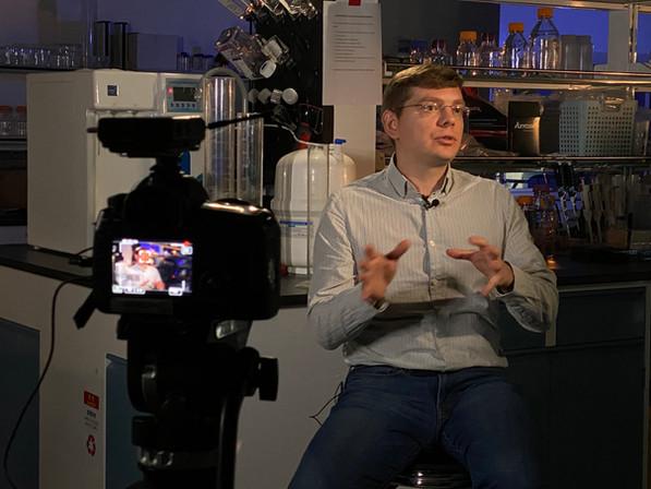 2020.11.06 CGTN Interview II