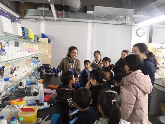 2020.12.15 Elementary Studentsfrom Wahaha Bilingual School Hangzhou II