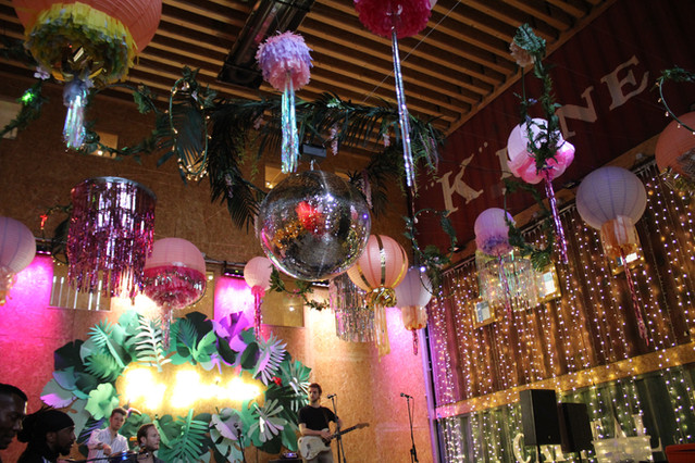 Event Decor - Pop Brixton