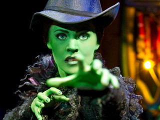 Wicked: Olivier Award Vote 2015