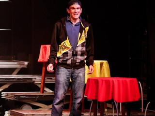 Flashdance: Steelworks & Stagecraft
