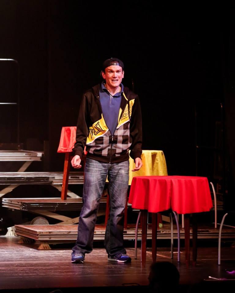 Ewan Maclean as Jimmy Kaminski