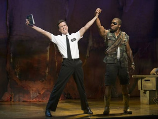 Review: Book of Mormon (West End)