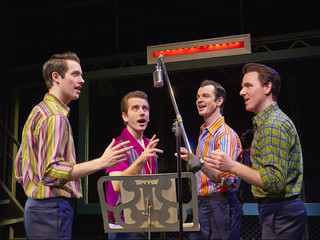 Jersey Boys: Olivier Award Vote 2015