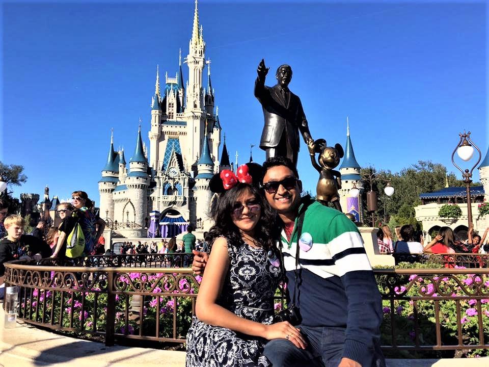 Fun Filled Florida Trip Glances