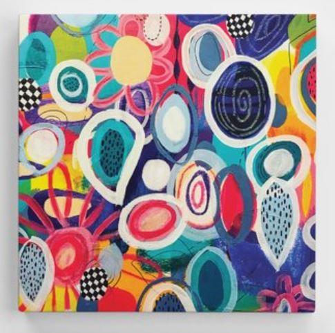 Canvas Print 30 x 30cm ready to hang