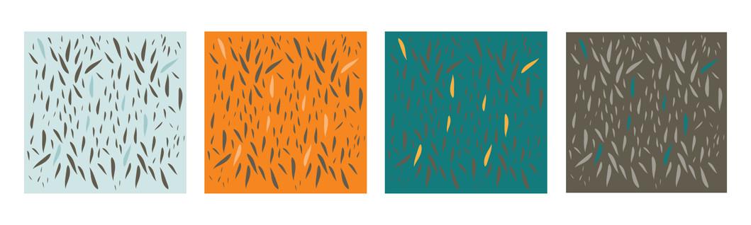 4 Series - Tiny Leaves
