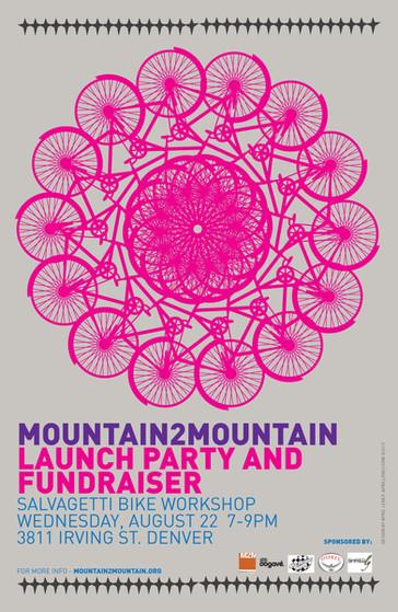 Mountain to Mountain Branding