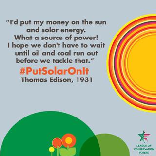 Solar Power Social Campaign