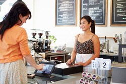 Coffee Shop Samantha