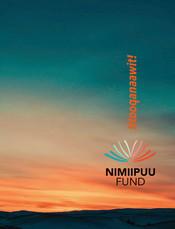 Nimiipuu Fund Branding