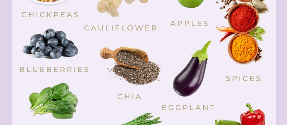 Kapha Balancing Foods