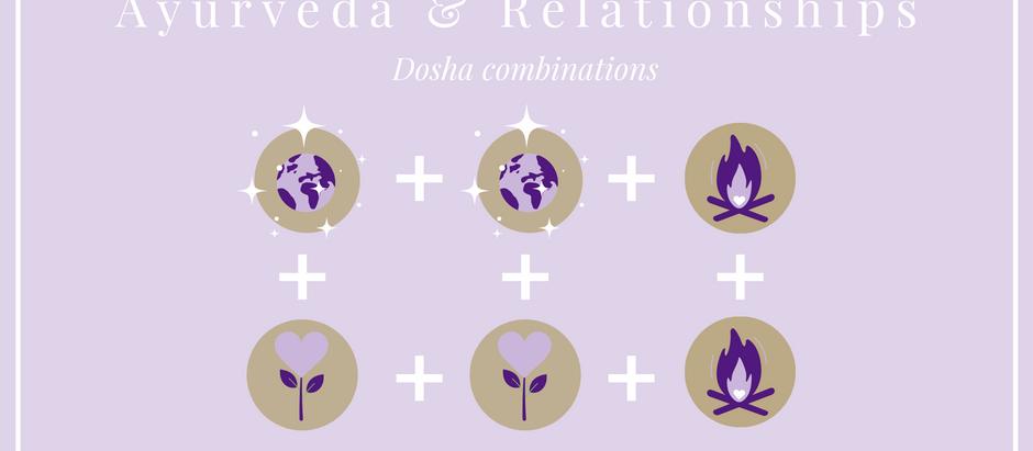 Ayurveda & Relationships: Dosha Combinations
