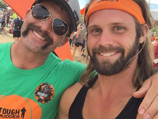 Tough Mudder Dallas 2017