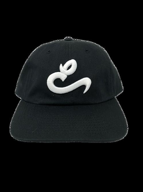 "Black E ""Dad"" Hat"