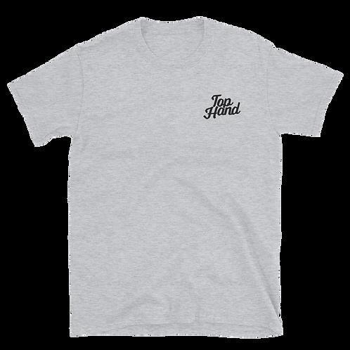 Top Hand Script Unisex T-Shirt