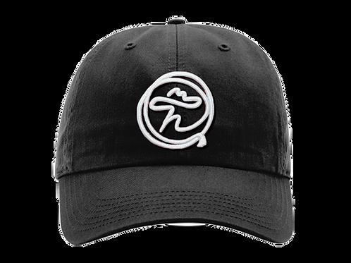 TODDLER SOLID BLACK RICHARDSON HAT