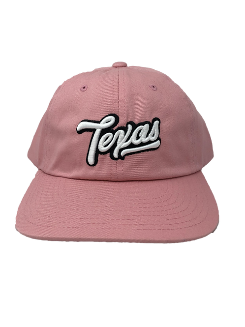 "Pink Texas ""Dad"" Hat"