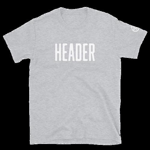 Top Hand Header T-Shirt