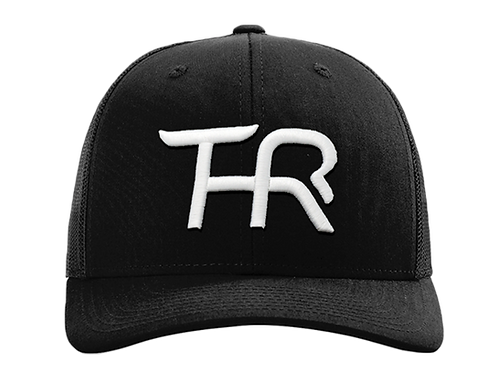 BLACK THR STEER RICHARDSON SNAPBACK