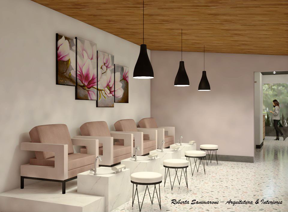 Sala Pedircure Nails Bar