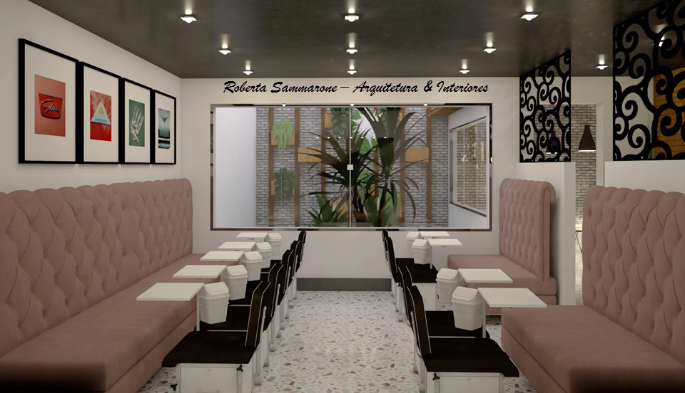 Sala manicure Nails Bar