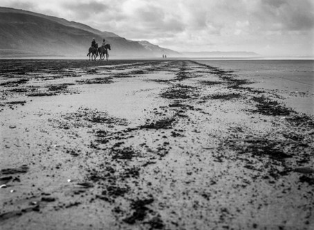 Medium Format Film Photography | Scenes From The Black Sand