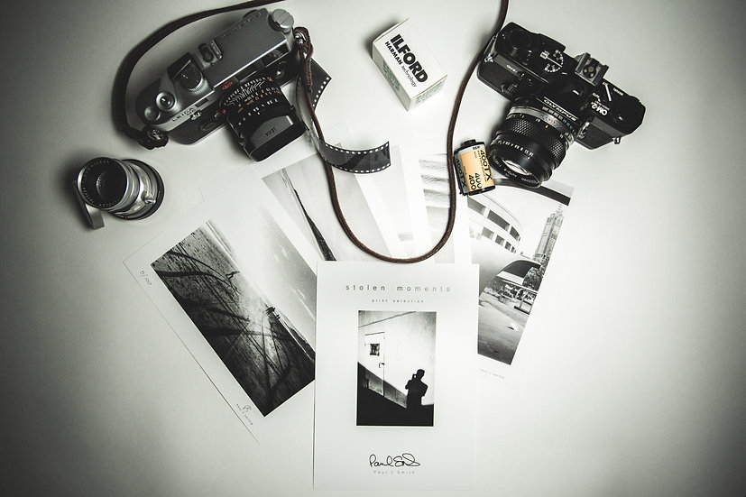 Stolen Moments Print Pack (limited edition)