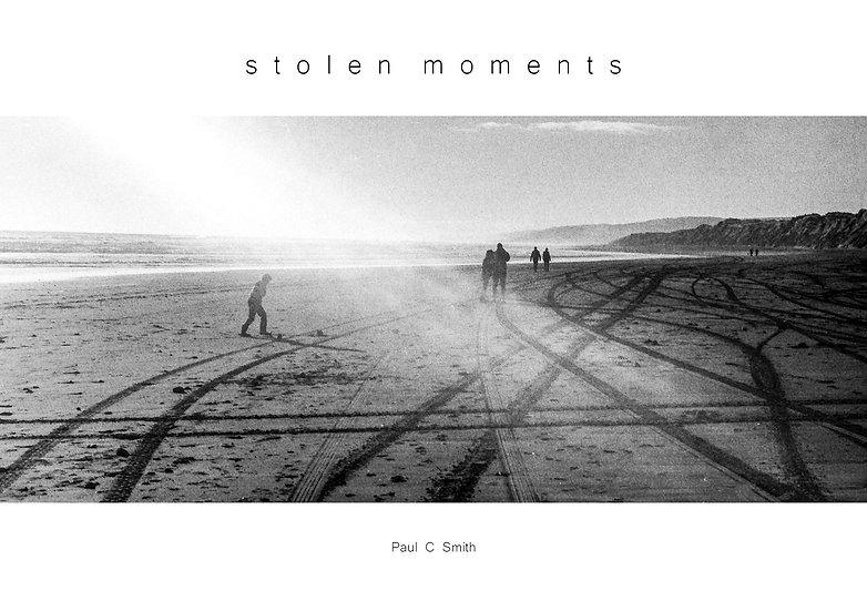 Stolen Moments Photobook