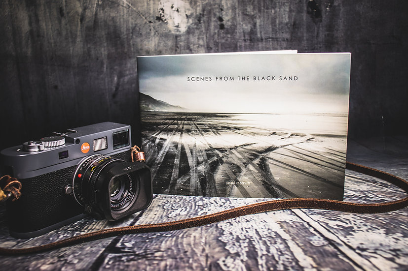 Scenes From The Black Sand Photobook