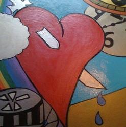 Art from a breakup