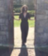 me standing in gateway