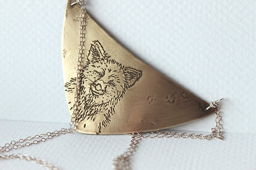 The Fox Necklace