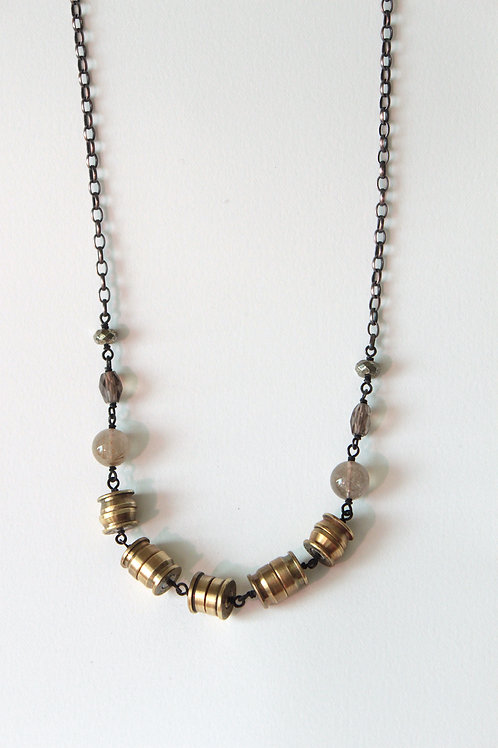 Doubled Casing Master Necklace