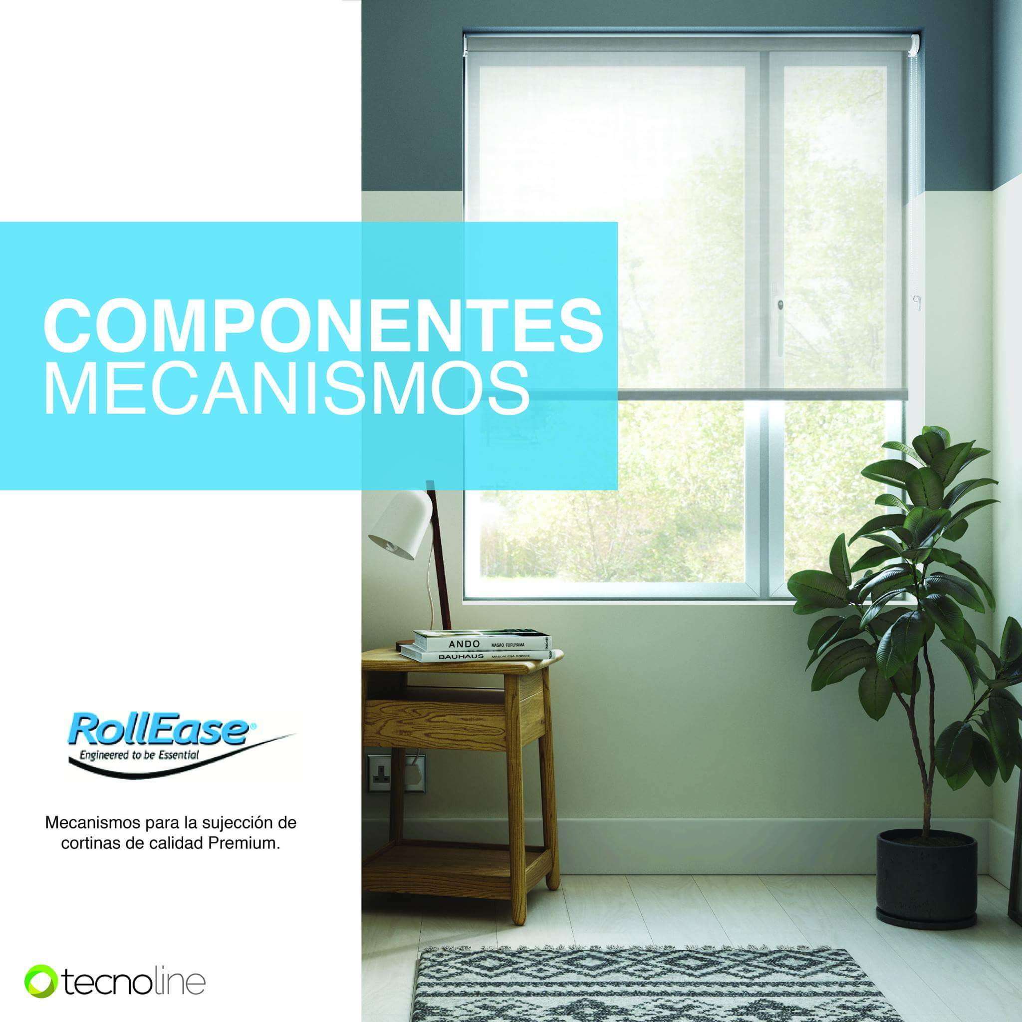 TECNOLINE CORTINAS ENROLLABLES (20)