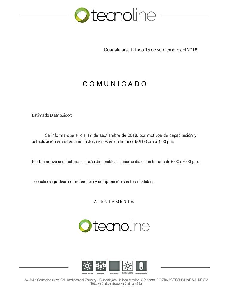 Memo-NO-FACTURA-17-09-Tecnoline-15092018