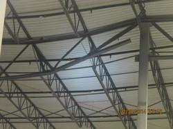 Distribution Center Roof Damage