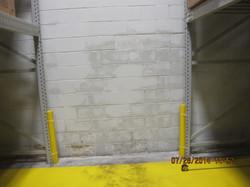 Moisture on Interior Wall