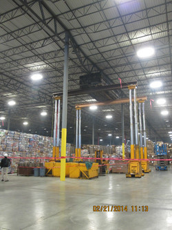 Distribution Center Roof Assessment