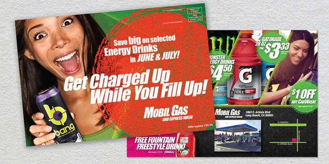 Mobil Gas DM