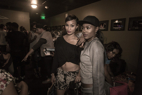 Poetic Justice BET Fashion Show