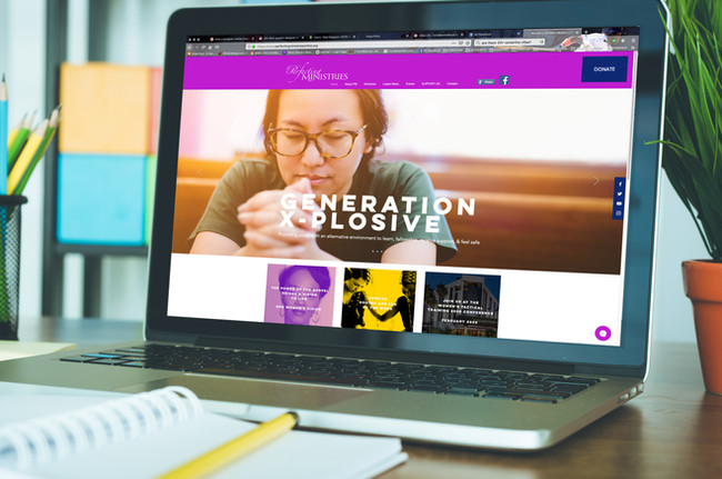 PERFECTING MINISTRIES WEBSITE