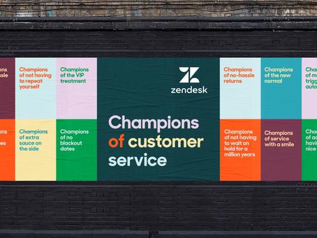 Zendesk'i müşteri hizmetleri şampiyonu yapan şey nedir?